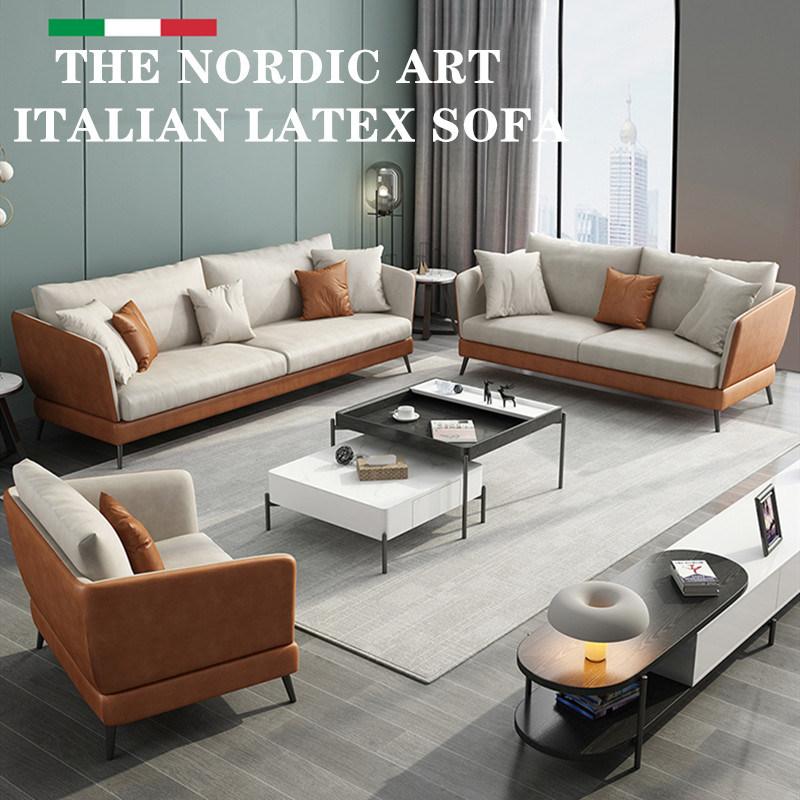 Italian Minimalist Sofa Which Suitable, Small Apartment Sofa