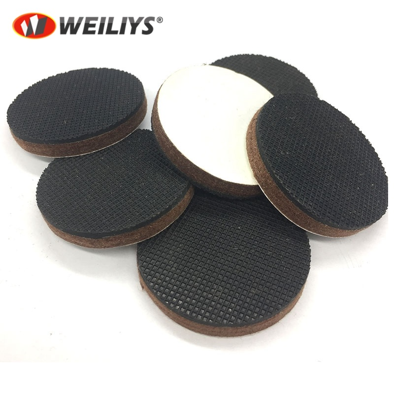 Non Slip Pads Rubber Feet Furniture, Furniture Floor Pads