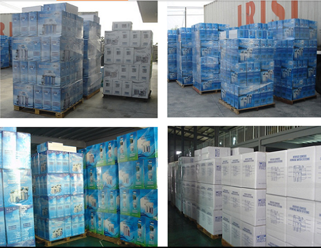 2 Stage Home Water Purifier with PP Material