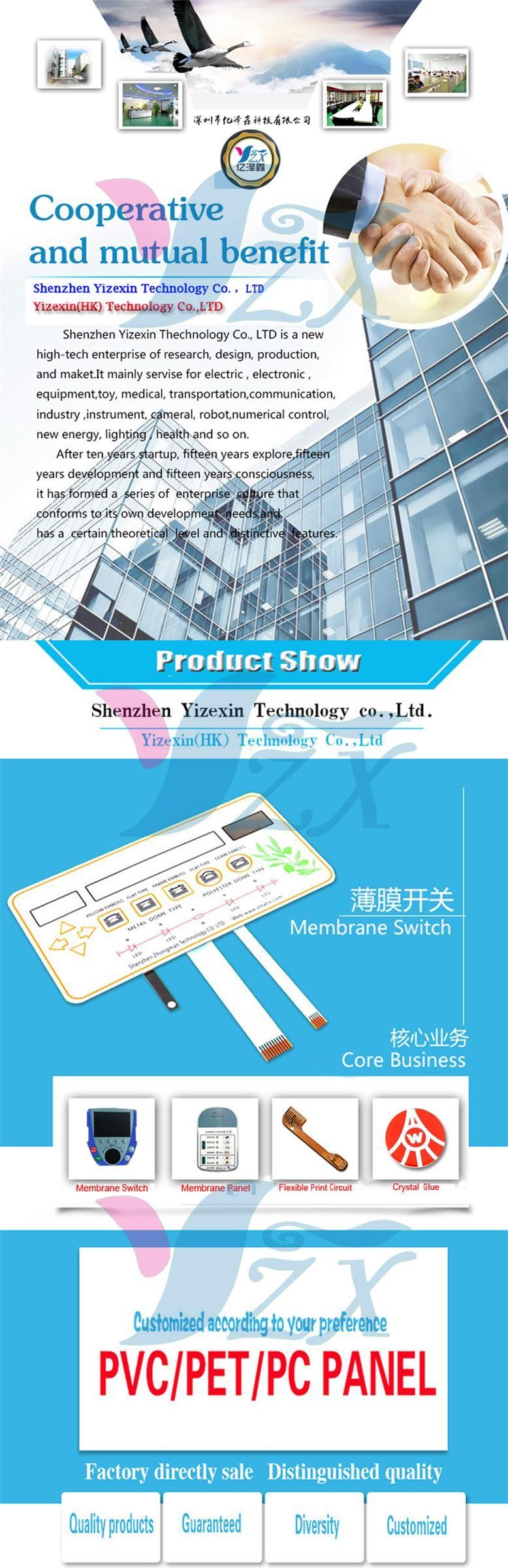 Membrane Switch Factory Flexible Pcb Assembly In Double Sided Circuit Board Print Main Introduction
