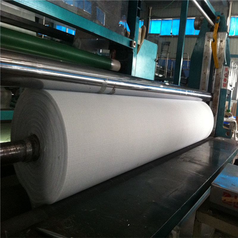 Pet Veil Backed Biaxial Glass Fibre Fabric for Pultrusion