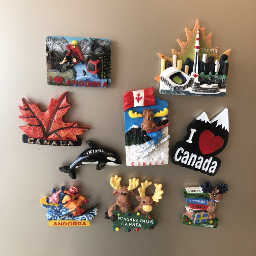 Tourist Souvenir For Canada Gift Resin Fridge Magnet China Resin Fridge Magnet And Resin Magnet Craft Price Made In China Com