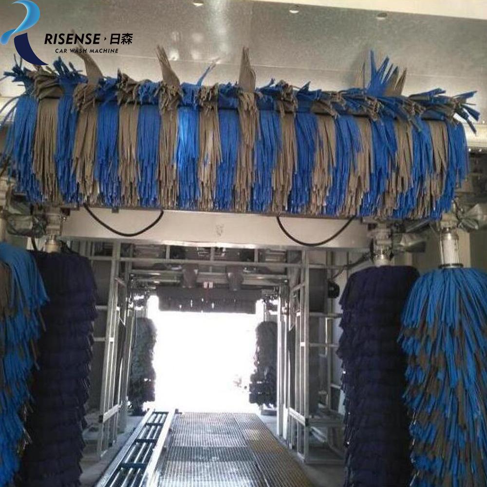 Tunnel automatic auto car wash machine car wash