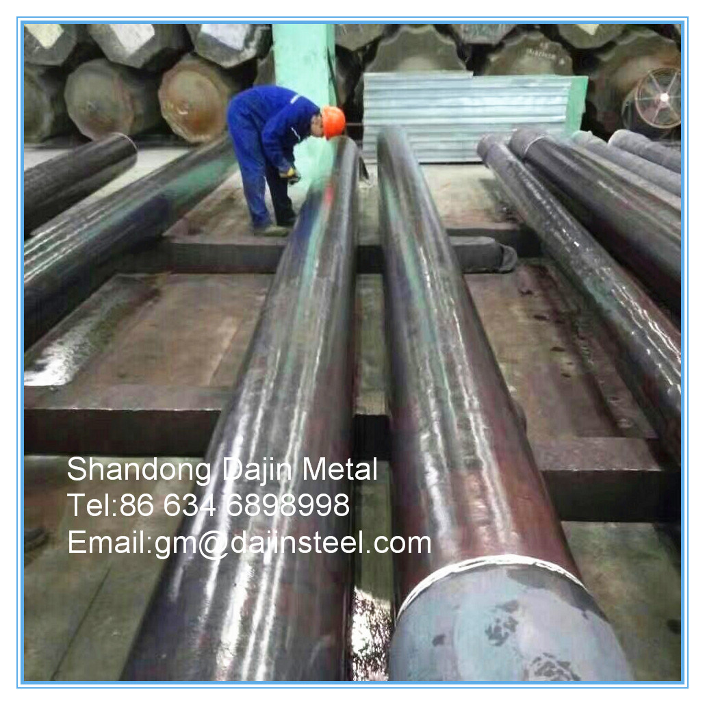 Favorit C45 S45c 42CrMo4 4140 Forged Alloy Steel Bar Qt - China Forged LQ64