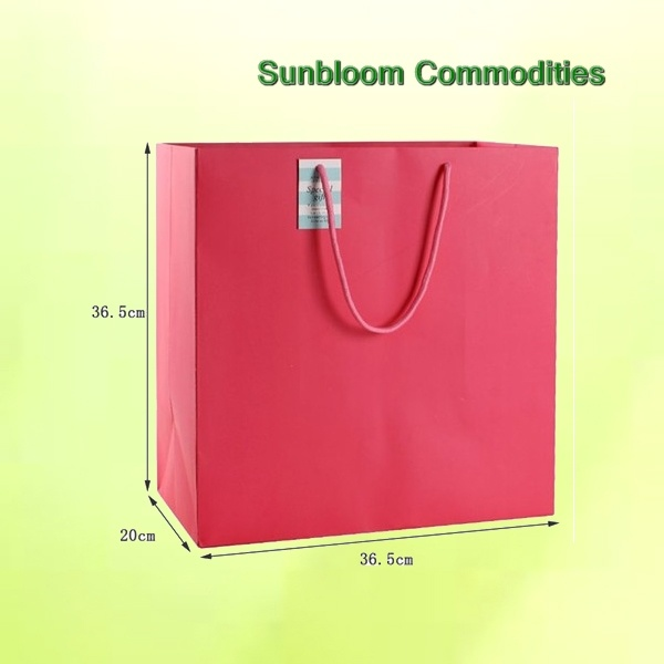 new lifestyle new product outlet store sale Customized Garment Packaging Bags Carrier Bags Paper Bags ...