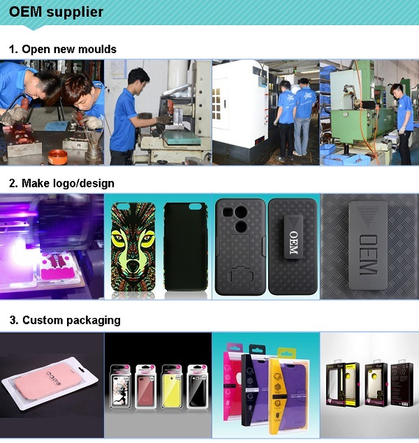 360 Full Protection Mobile Phone Case for iPhone 7