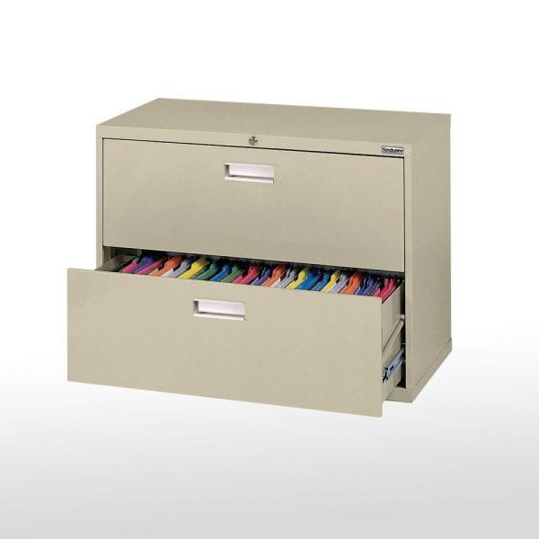Drawer Lateral Filing Cabinet, 2 Drawer Lateral File Cabinet