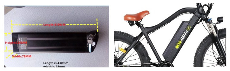 China 26inch Ce Fat Tire Pedal Assist E Bicycle Electric Mountain Bike
