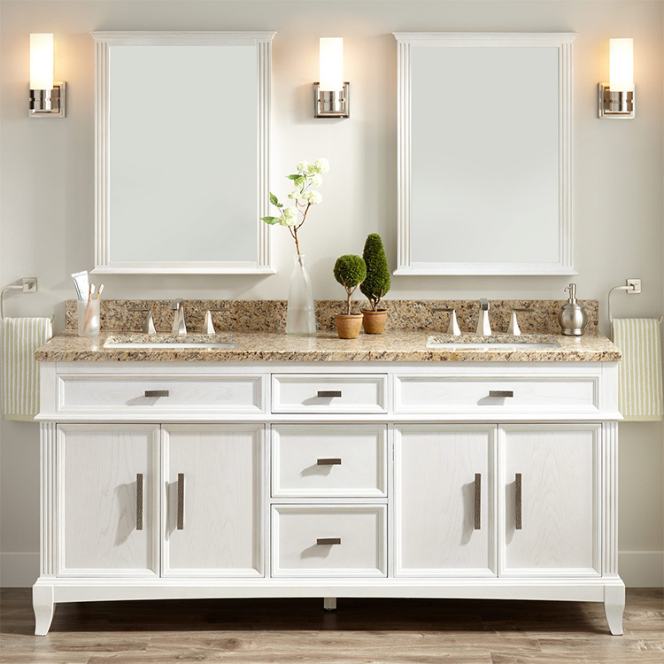 China Bathroom Cabinet Vanity, Mirrored Free Standing Bathroom Cabinet