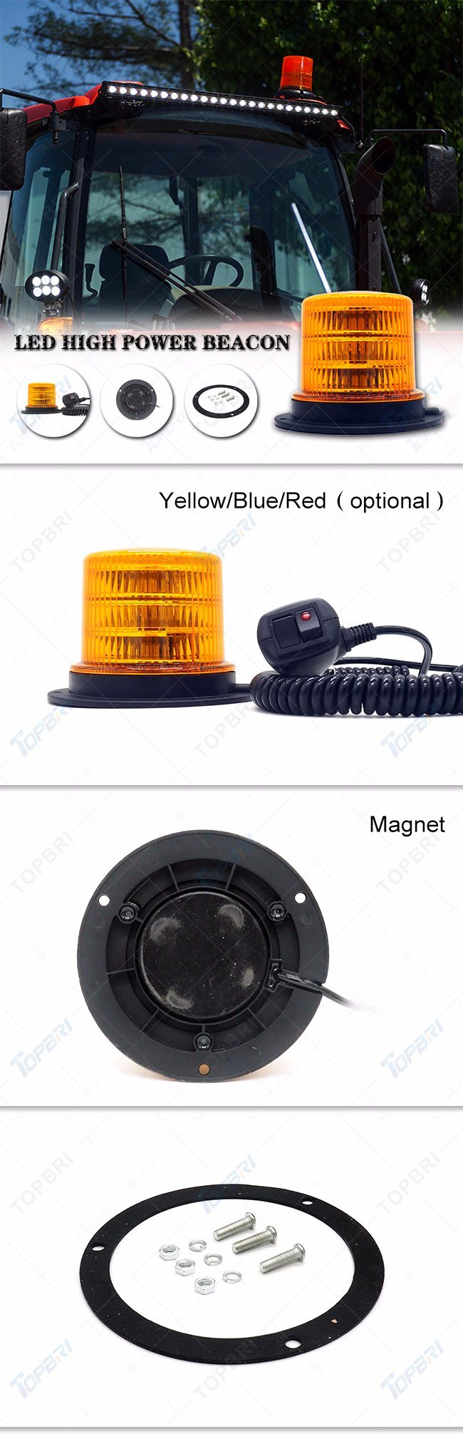 R65 Police And Ambulance Led Strobe Warning Beacon Light China Also Found A Circuit That Strobes The Leds Like Lights 1 High Intensity