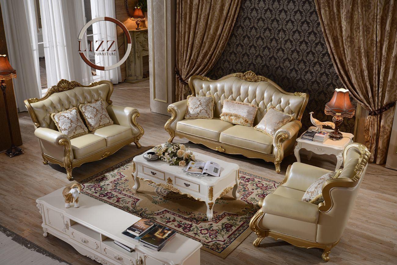 Pleasant Hot Item Royal Furniture Royal Sofa Set Y1507 Interior Design Ideas Gentotryabchikinfo