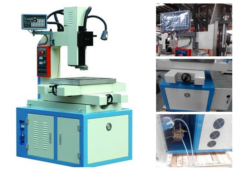 Dd703 Micro de alta velocidad de perforación de barrenos EDM – Dd703 ...