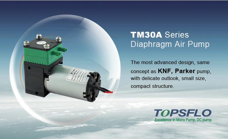 12V 24V DC Mini Silent Diaphragm Odor and Mold-Free Ozone