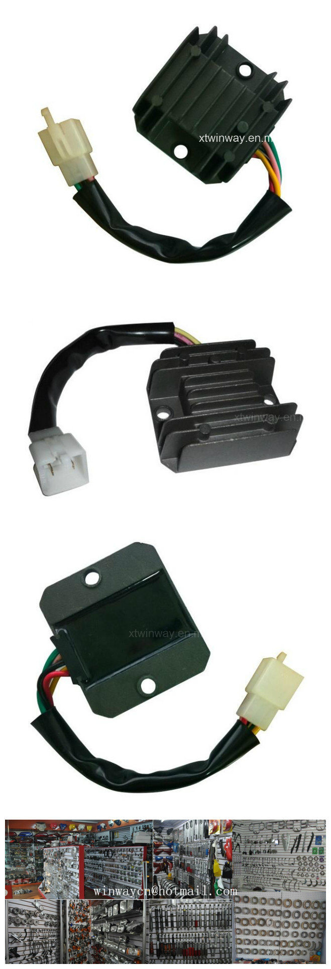 Ww8202 Cg125 Motorcycle Voltage Regulator Rectifier 12v Dc China. Our Main Product Is Brake Shoe Shock Absorber Speedometer Head Light Use For Cg125 Ax100 Wy125 Bajaj100150180. Wiring. Rectifier 5 Diagram Pin Wiring Regulator Wy125c At Scoala.co