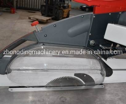 Mj45A Horizontal Sliding Precision Table Panel Saw