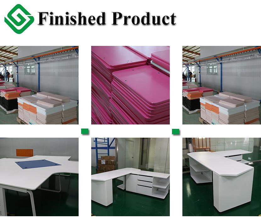 MDF Powder Coating Production Line