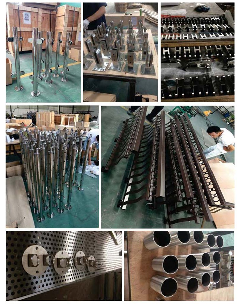 Stainless Steel Wire Raiing Cable Balustrade Tension Wire Railings ...