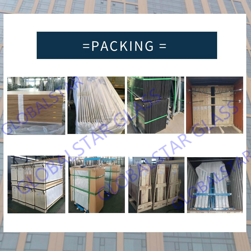 Chinese Supplier Safety Glass/Laminated Glass /Tempered Glass/Insulated Glass