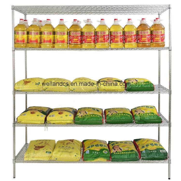 El grano y aceite Tienda tienda de comestibles Mostrar Rack ...