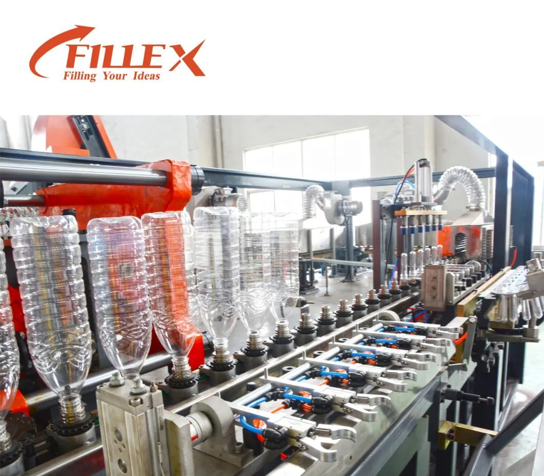 Automatic Easy Operation Pet Bottle Blowing Machine