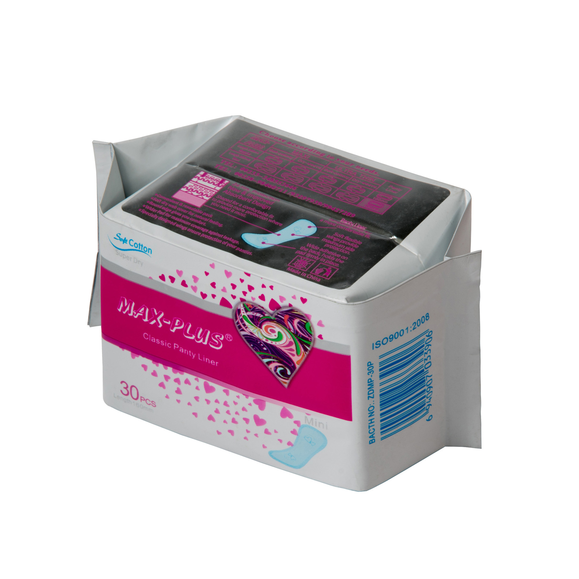 Max Plus Odor Control Niight Use Designed Super Winged Disposable Lady Women Sanitary Products Sanitary Napkin Pad With Private Brand China Brand Sanitary Napkin And Disposable Congo Sanitary Napkin Price Made In China Com