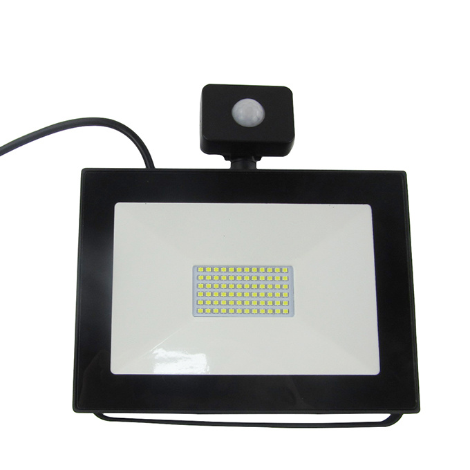 5730chip Pad SMD Light IP65 Floodlight LED Outdoor 30W with Sensor (SLFAP73 30W)