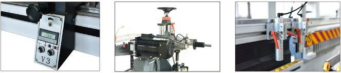 Mz73214 Woodworking Automatic Multiple Spindle- Rows Line Boring Multi Head Spindle Drilling Machinery