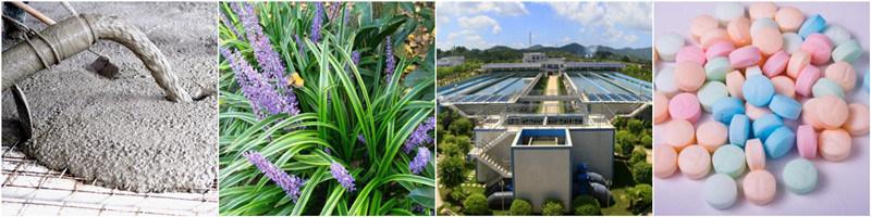Water Treatment/Fertilizer/ Feed Additives/ Dye Ferrous Sulphate Heptahydrate 98%