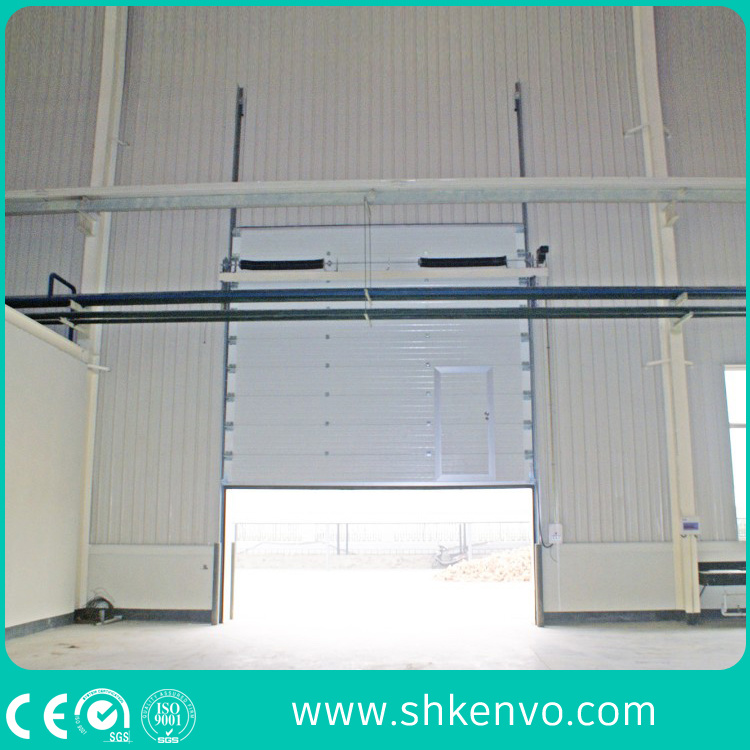 Automatic Electric Vertical Lift Overhead Roll Up Warehouse Garage