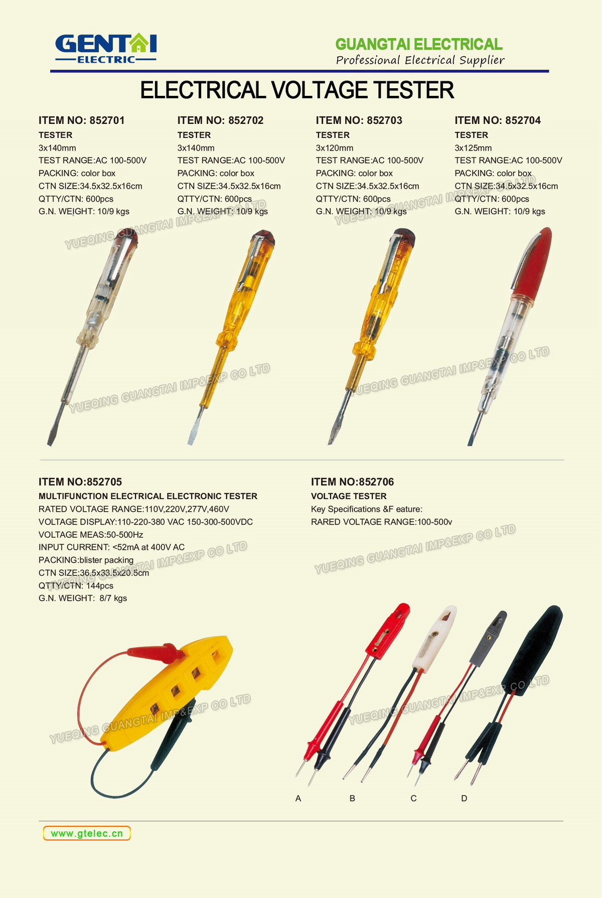 China Manufacture Long Life Voltage Electric Pen Screwdriver Tester Electrical How To Use An Circuit Q1are