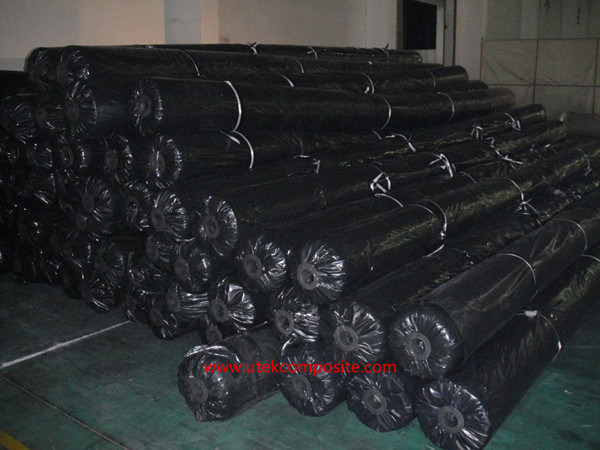 Polyester Yarn Reinforced Nonwoven Geotextile