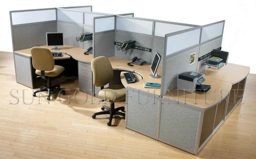 Pour la vente dusine de small office bureau de design station de