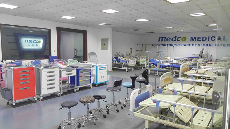 Mobiliario Hospitalario El 233 Ctrica Cama Ajustable Con 3