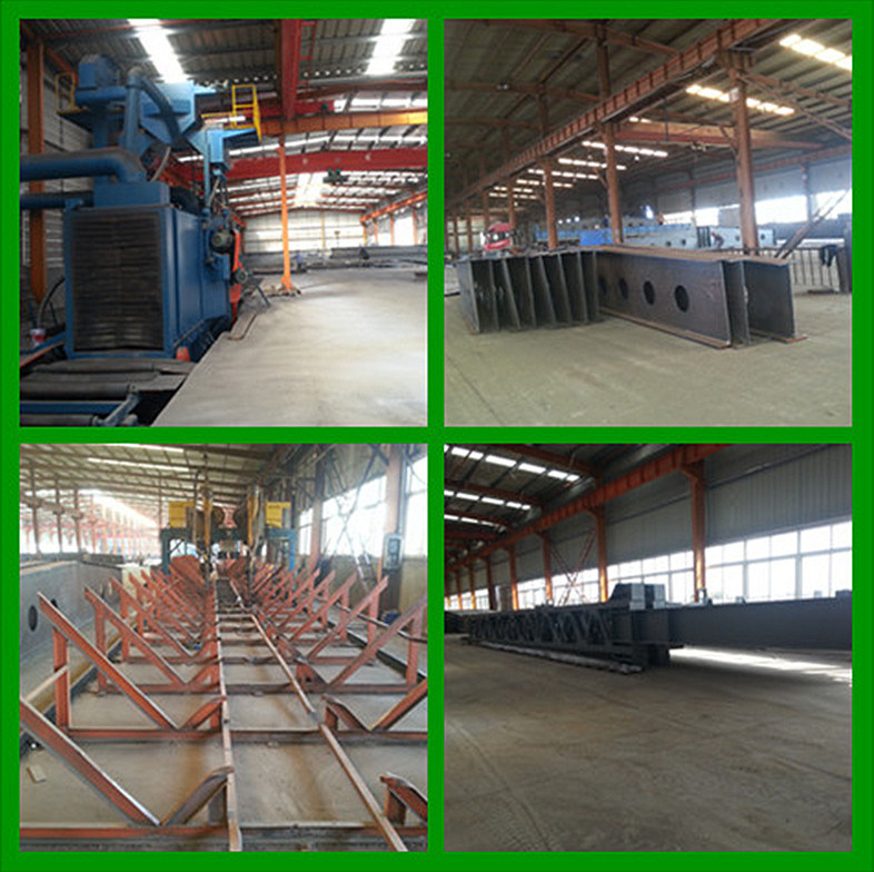 Prefabricated Steel Structure Workshop