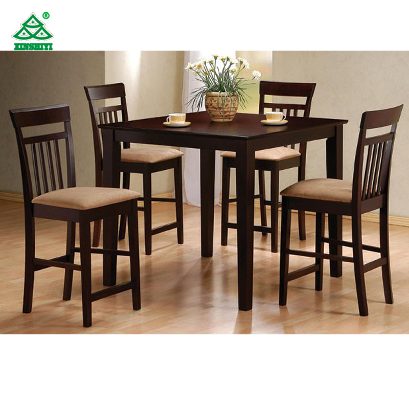 2 8 Seat Modern Style Dining Table Sets, Dining Room Sets Pub Style