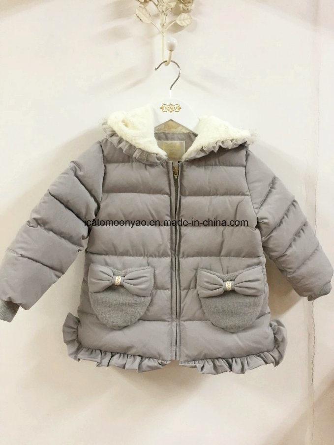 European Children Girls Fancy Winter, Fancy Winter Coats For Ladies