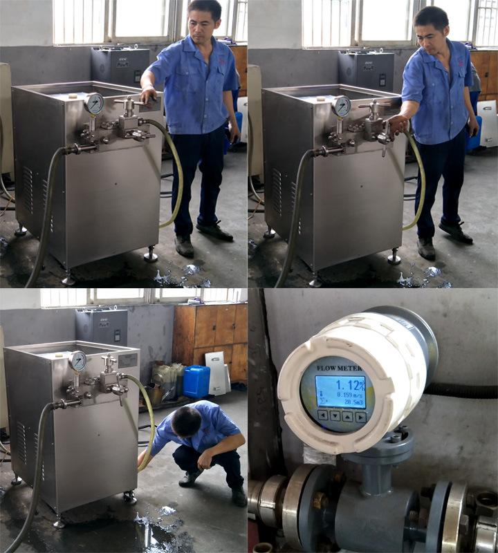 Stainless Steel Coherent Processing New Zealand: Petit, 500L/H, 25MPa, Homogénéisateur En Acier Inoxydable