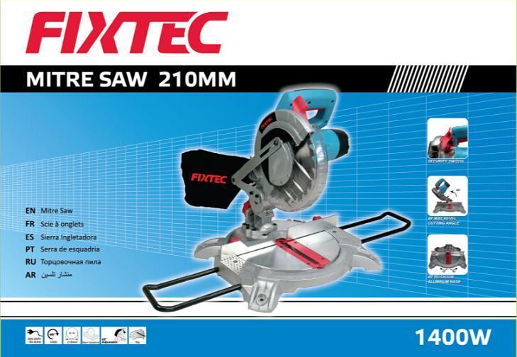 Fixtec 1400W Miter Saw of Table Saw