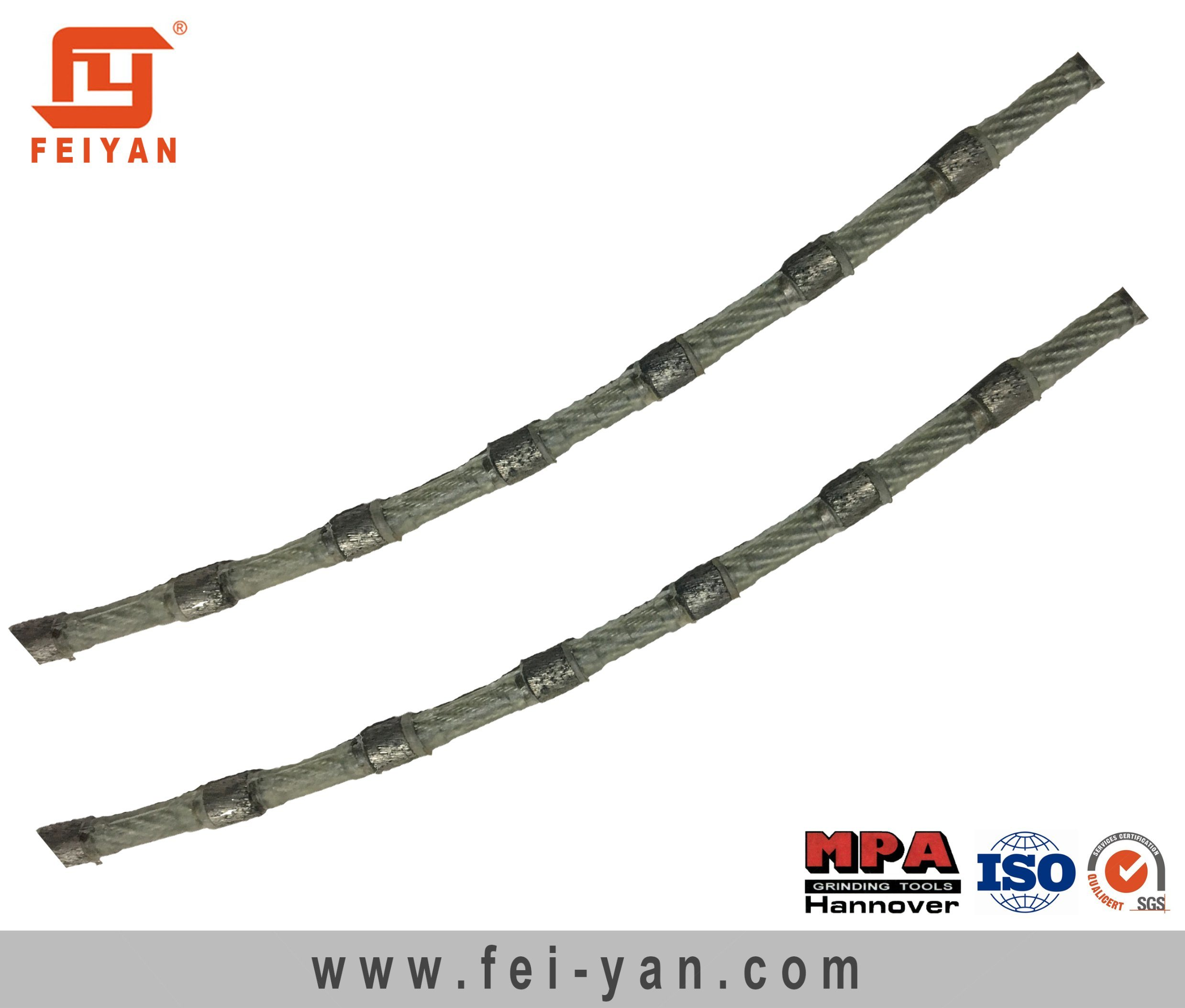 Diamond Multi Wires for Granite Slab Cutting - China Diamond Wire ...