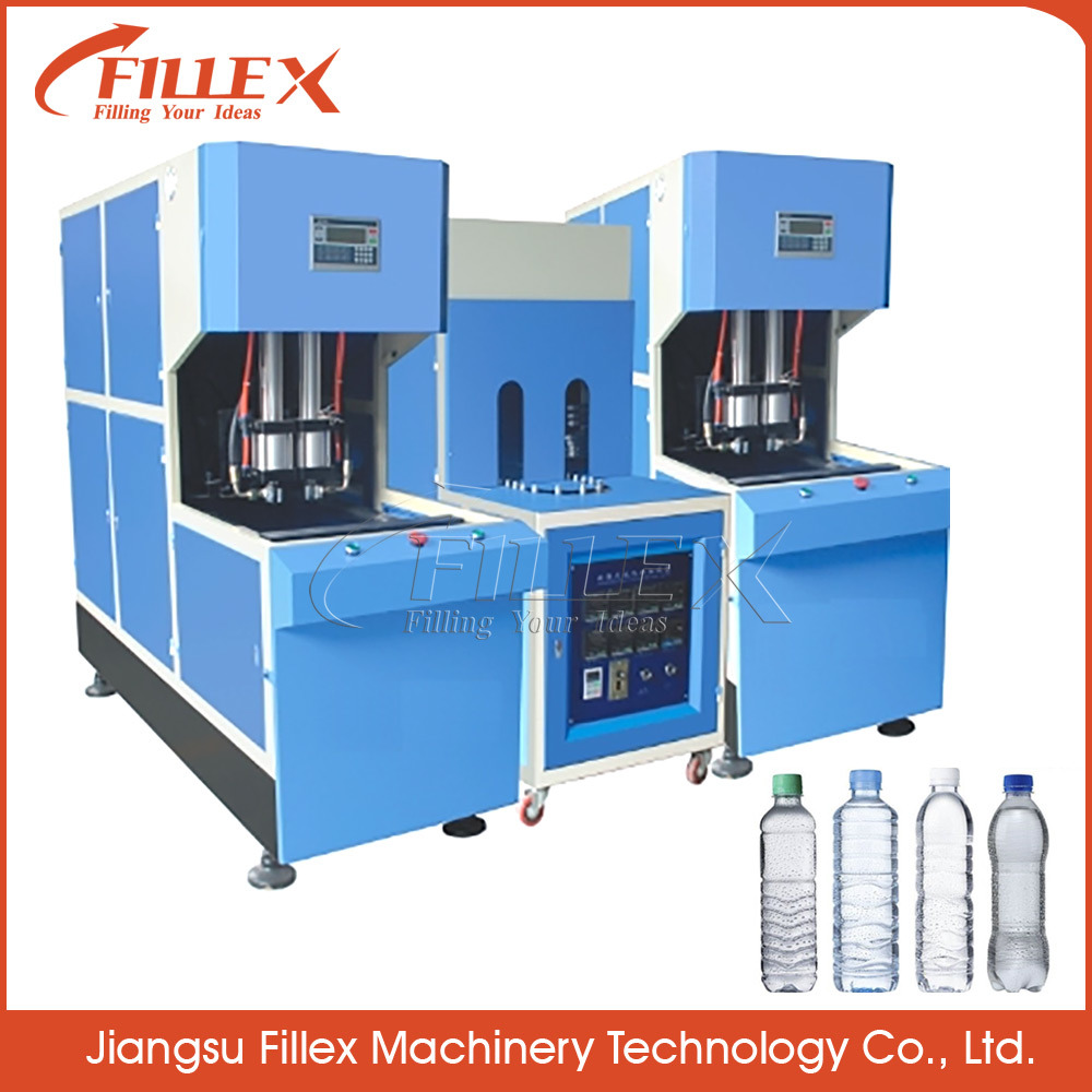 3&5 Gallon Semi-Automatic Blow Moulding Machine for Water Bottle