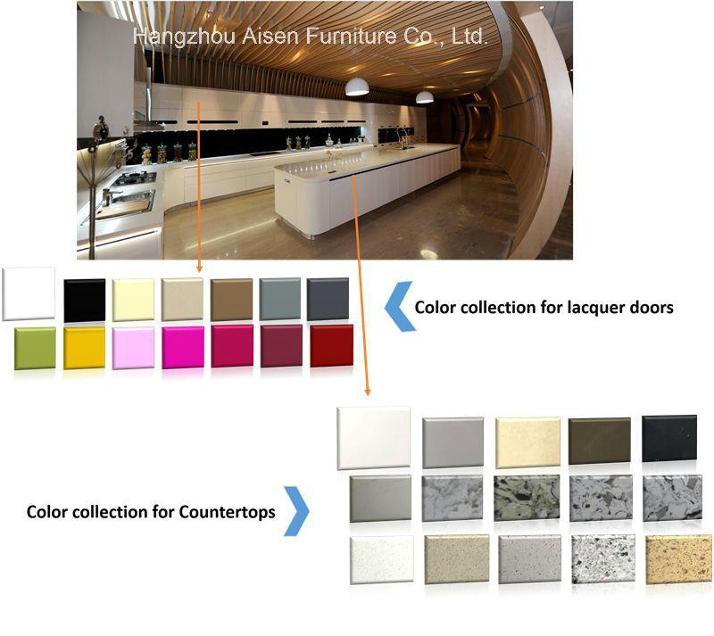 Nuevos productos populares de la laca de MDF de modernos diseños de ...