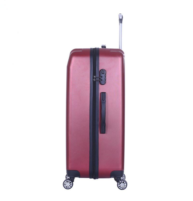 4 Spinner Wheels Trolley Case, 3PCS Set Luggage (XHA140)