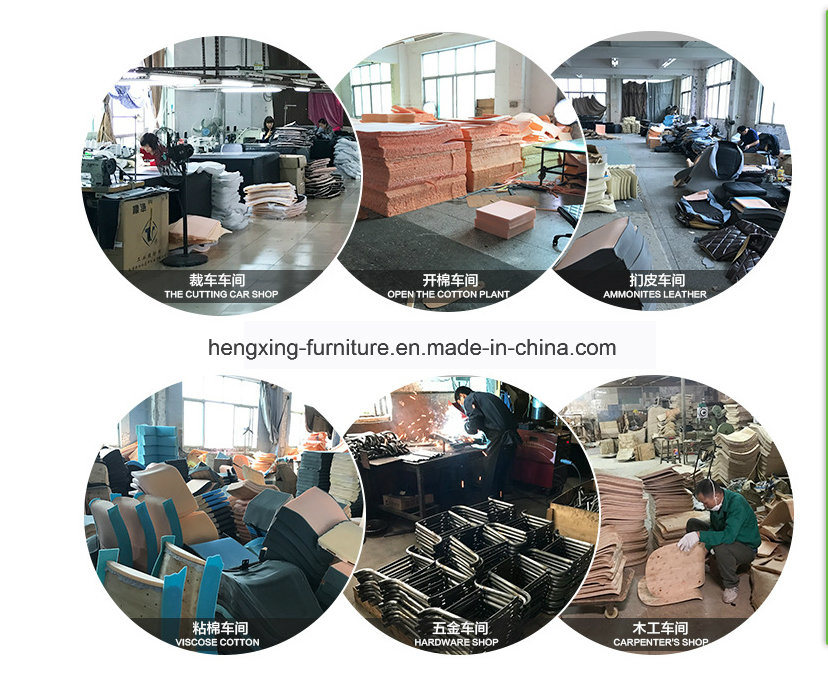 Modern Nylon Swivel Swivel Staff Fabric Chair