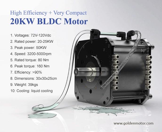 haute efficacit moteur ev 20kw voiture lectrique kit de conversion de moteur hors bord. Black Bedroom Furniture Sets. Home Design Ideas