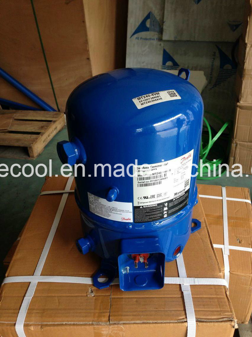 35hp Original Piston Type Maneurop Compressor Mtz40jh4ave For R507 Electrical Drawing Package