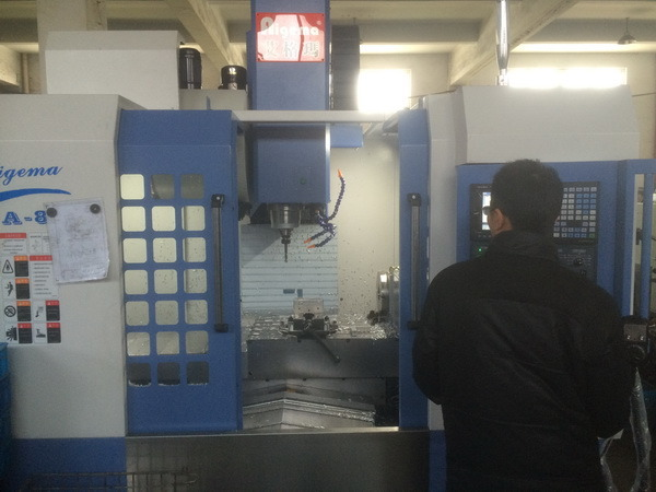 CNC Lathe Parts with ISO 9001 Quality Level