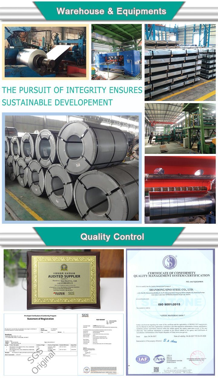 Prepainted PPGI PPGL Color Coated Galvanized Steel Coil