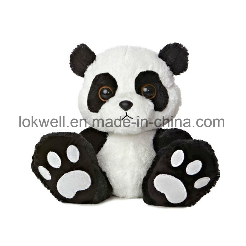 Stuffed Animal Plastic Eyes White And Black Panda Doll Toys China Plush Panda And Stuffed Panda Price Made In China Com
