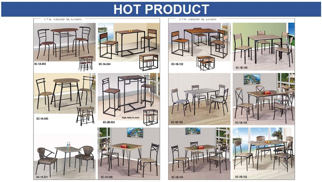 Manufacture Dining Table And Chair Set, B & B Furniture