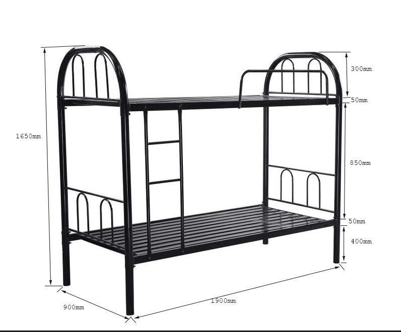 Plancha de metal moderno marco de la cama litera acero – Plancha de ...